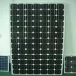 供应高品质1W——280W单晶或多晶太阳能电池板