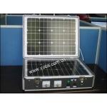 2011新能源|太阳能发电系统|便携式太阳能电源|100w