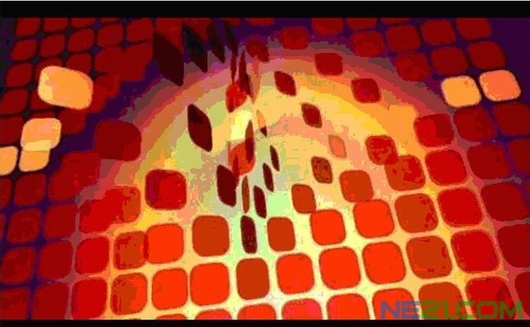 氧化物沉积薄膜太阳能电池的玻璃表面