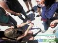 加州六年级学生的趣味赛——太阳能赛车
