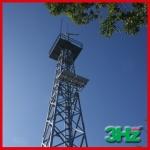 森林防火监控风光互补供电系统