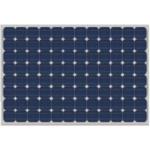 生产供应250W单晶硅太阳能电池板