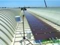 中海阳BIPV技术亮相波形屋顶