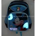 Solar LEC School Bag STL001