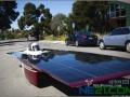 世界上最快的太阳能汽车现身澳洲