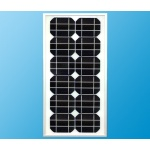 大量供应单晶20W太阳能电池板