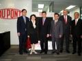 美国商务部长骆家辉到访杜邦太阳能薄膜光伏研发中心