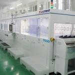 链式多晶硅片扩散前清洗机 60MW -苏州晶洲