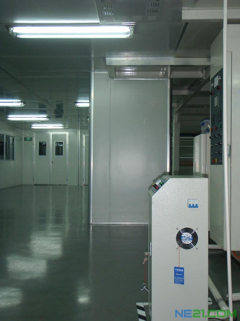 海优威进入正式量产太阳能电池组件背板阶段