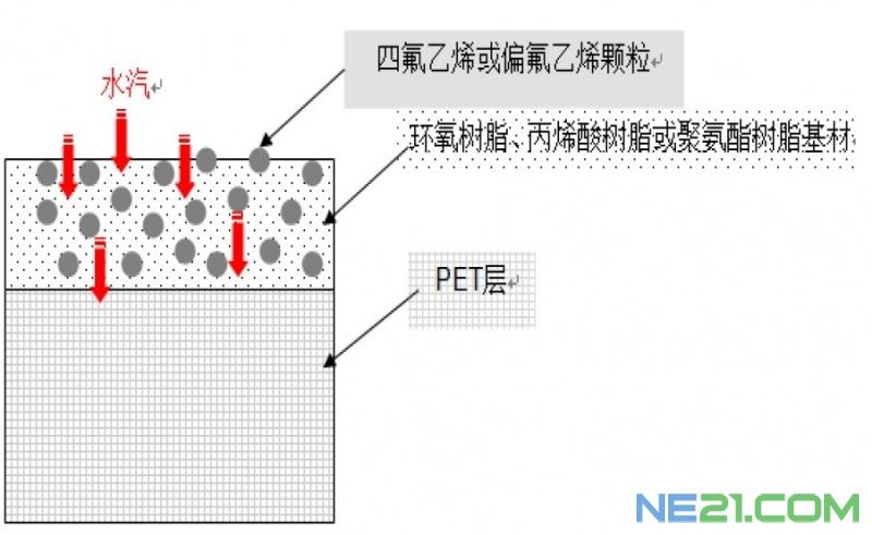 不同结构太阳能电池组件背板的老化原因