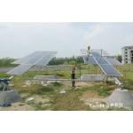 太阳能单轴纬度跟踪支架系统2x