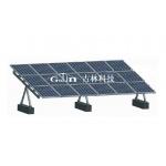 太阳能地面可调节支架系统