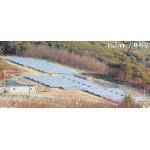 太阳能压载支架系统