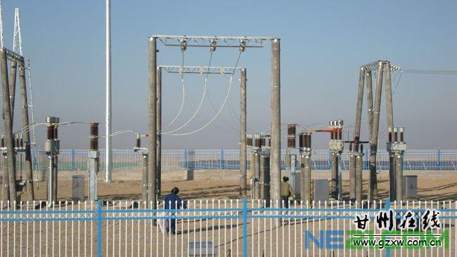 35kv光伏电站一次接线图样本