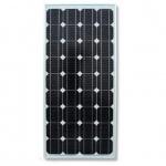 90W单晶太阳能电池板,太阳能电池组件