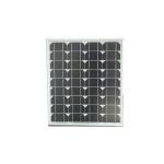60W单晶太阳能电池板,太阳能电池组件