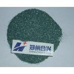 郑州合兴喷砂及研磨(砂轮)用绿碳化硅砂F16-F80