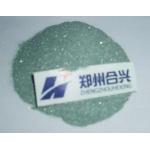 郑州合兴喷砂及研磨(砂轮)用绿碳化硅砂F100-F220