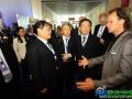 国家能源局副局长刘琦参观德国Intersolar光伏太阳能展会