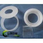 多晶硅还原炉生产用石英隔热罩,石英隔热环,石英绝缘环,石英环
