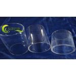石英护套管,衬套,石英套管,石英护套(单晶炉石墨电极保护用)