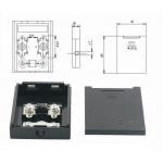 太阳能光伏接线盒可以应用于5W至500W光伏组件配制