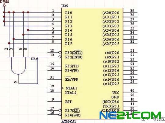 太阳能光伏电站配电监测系统设计