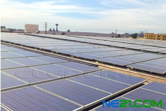 太阳能光伏电站整体建设方案及相应设备提供商,主要产品包括光伏支架