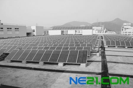 2011年9月成功在全市实现首个太阳能光伏电站低压侧并网.