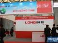 隆基股份(601012)精彩亮相SolarCon2013上海光伏展