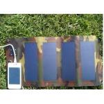 非晶硅柔性太阳能电池