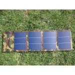 旅行必备柔性太阳能电池板
