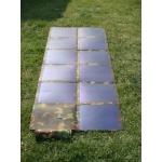 折叠式非晶硅太阳能电池