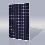 单晶硅组件