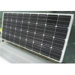 单晶太阳能电池板用于太阳能发电系统,厂家直销批发太阳能电池板