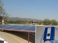 三晶并网光伏逆变器成功运用于太原首例家庭住宅光伏屋顶项目