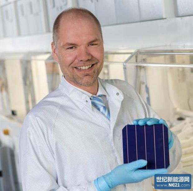 isfh合作伙伴关系推动行业perc太阳能电池效率创纪录