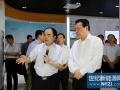 国家能源局局长吴新雄调研阳光电源