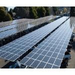 光伏停车棚,太阳能发电车棚
