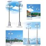 LED系列太阳能路灯、太阳能庭院灯,红太阳制造