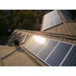 太阳能发电  光伏发电系统 分布式屋顶光伏发电