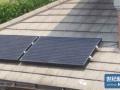 上海一别墅屋顶光伏电站成功并网发电,上海兆能提供一站式服务