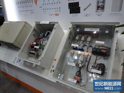 瓦级光伏电站以符合iec(国际电工委员会)标准的直流1000v电路设计为主
