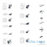 光伏支架、光伏连接件、螺旋地桩、承揽各种光伏施工、钢结构工程