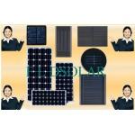 太阳能板 太阳能板电池 单晶硅 多晶硅 非晶硅