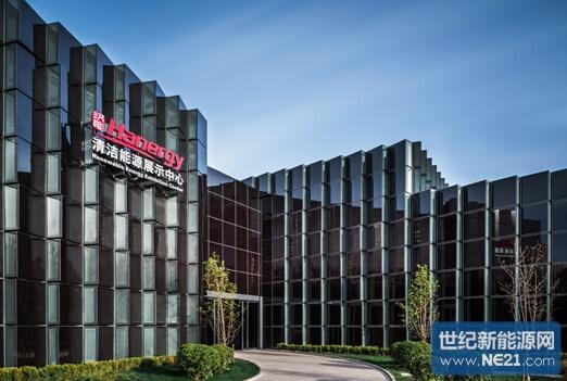 汉能的总部大楼就是一个典型的现代建筑美学研究案例,充分挖掘了