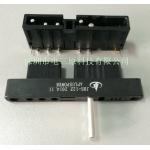 充电桩电源连接器 热插拔端子 机柜航空插头 CZ64-12