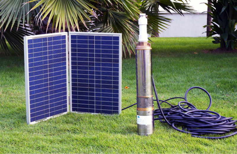 广西神达太阳能储能农业灌溉太阳能光伏水泵系统