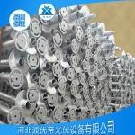 热镀锌产品 螺旋地桩 光伏设备 预埋地桩