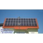 同和专业安装太阳能光伏发电系统